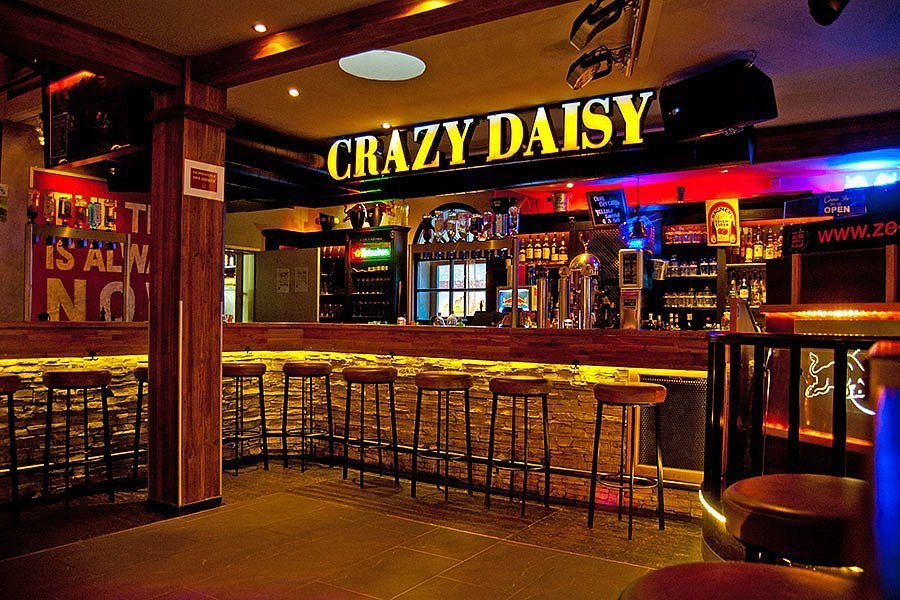 Crazy Daisy Event